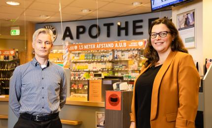 """In gesprek met gematchte apothekers: """"Wij bevelen Het Apotheekloket zeker aan"""""""